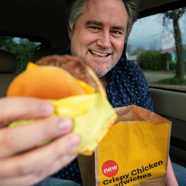 eating in your car