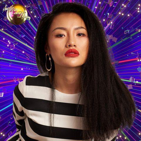 Nancy Xu strictly Come Dancing