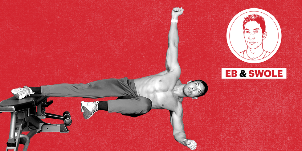 Build Serious Abs Strength with this Side Plank Series thumbnail
