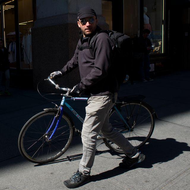 eben weiss bike snow solo