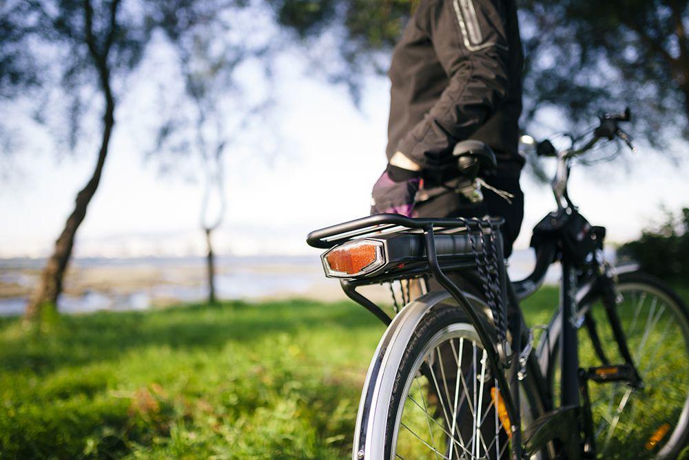 E-bike light