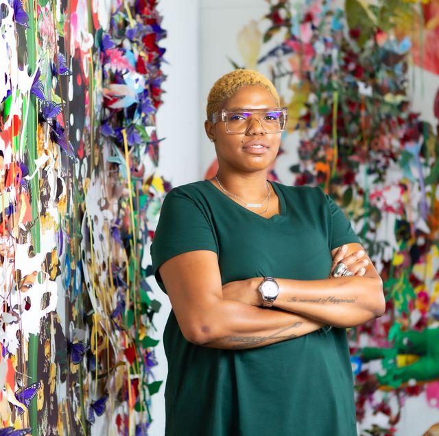 artist ebony g patterson