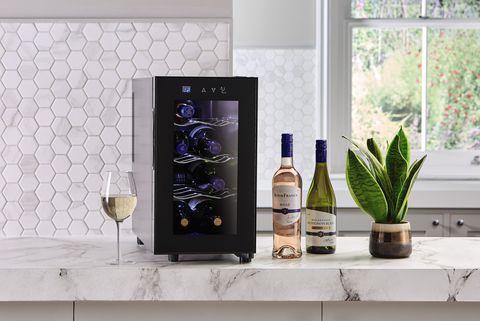 Aldi S Mini Wine Fridge Is On Sale For Just 59 99