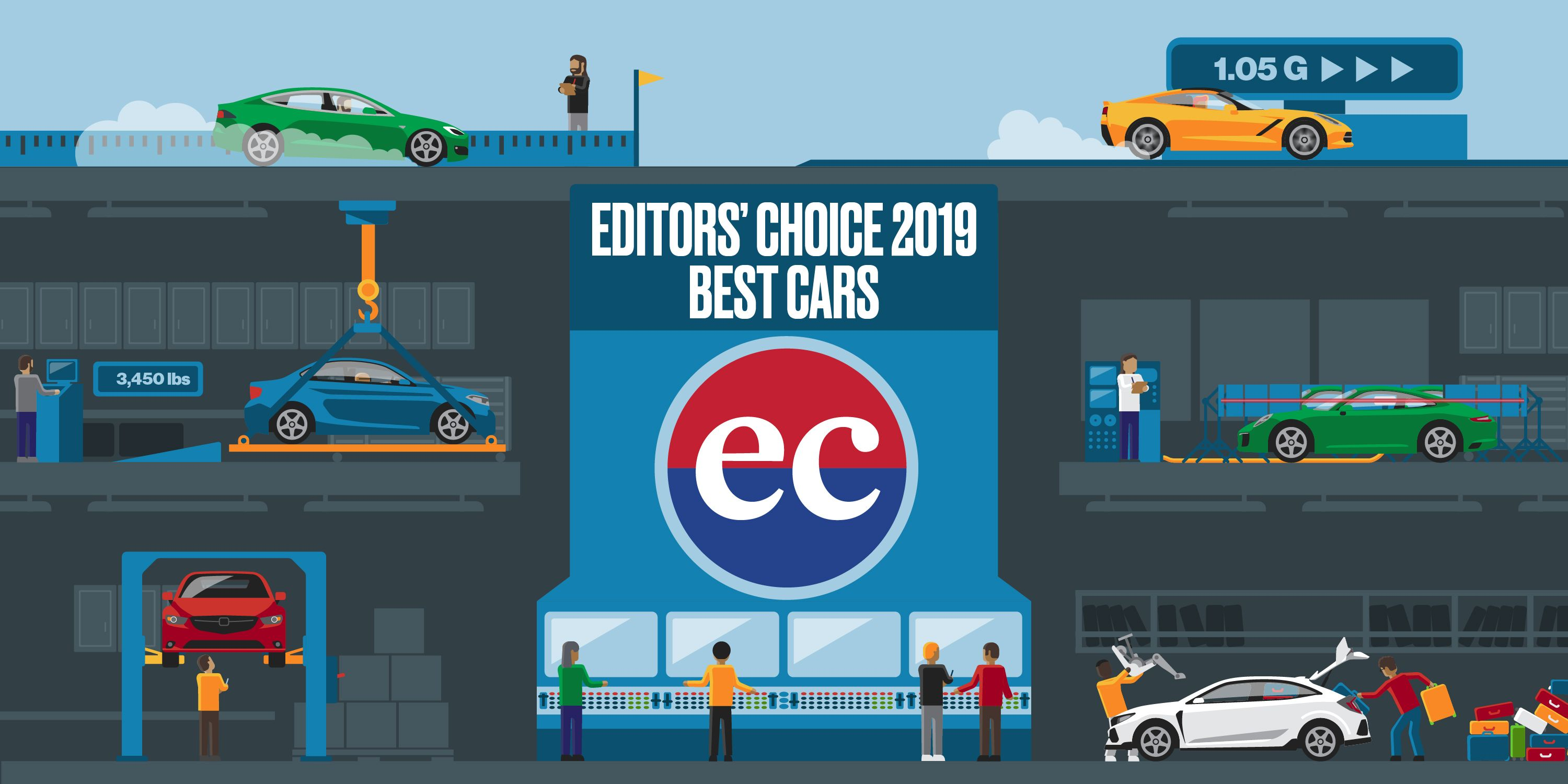 Best New Cars of 2019 - Editors' Choice Awards