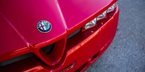 Land vehicle, Vehicle, Car, Red, Automotive design, Sports car, Supercar, Wheel, Automotive exterior, Performance car,