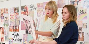 Taylor Swift and Stella McCartney fashion collaboration