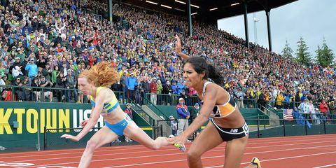 women's 1500-meter final