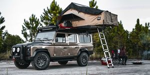 Project Invictus Land Rover Defender 110 by ECD Automotive Design