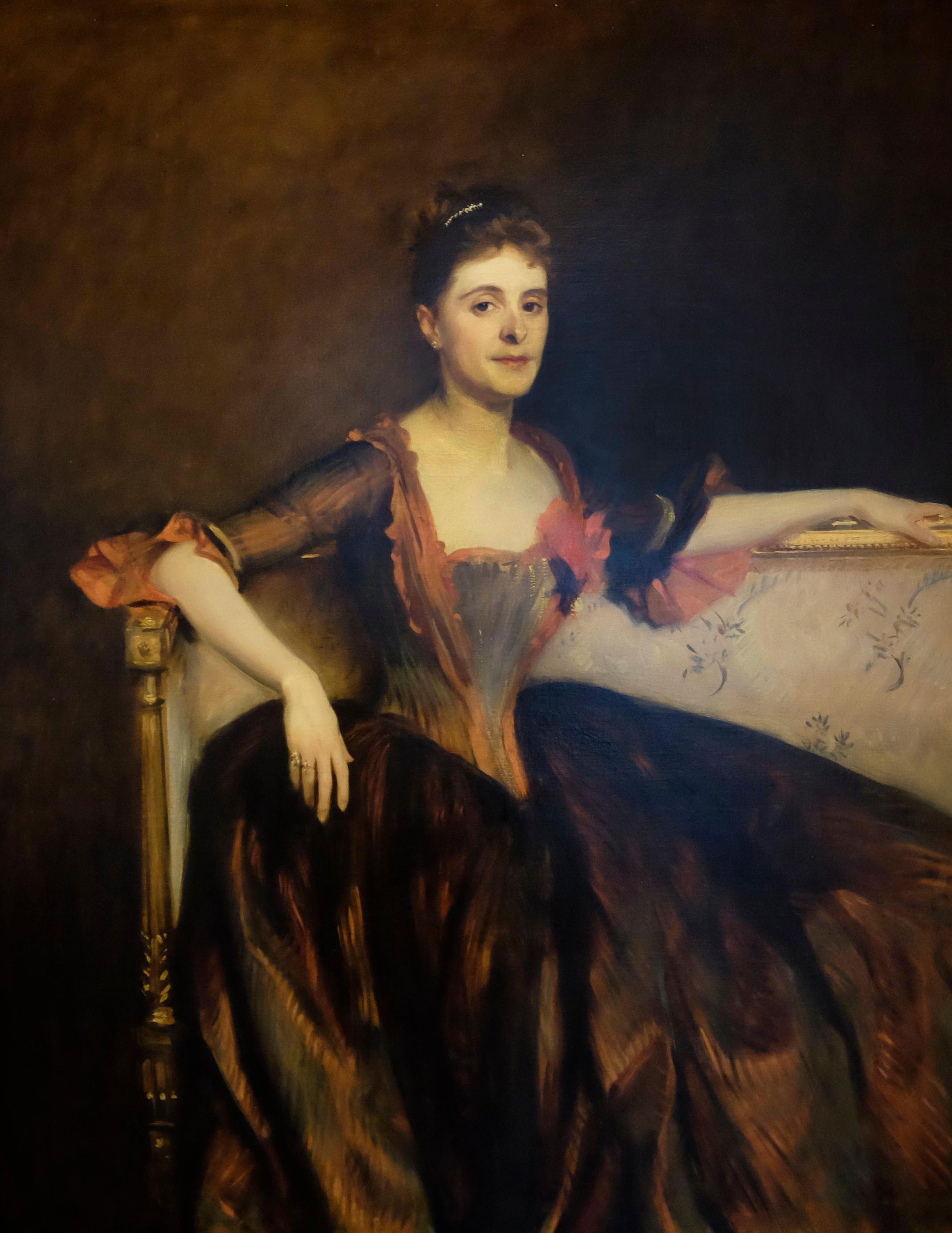 Mrs Thomas Lincoln Manson