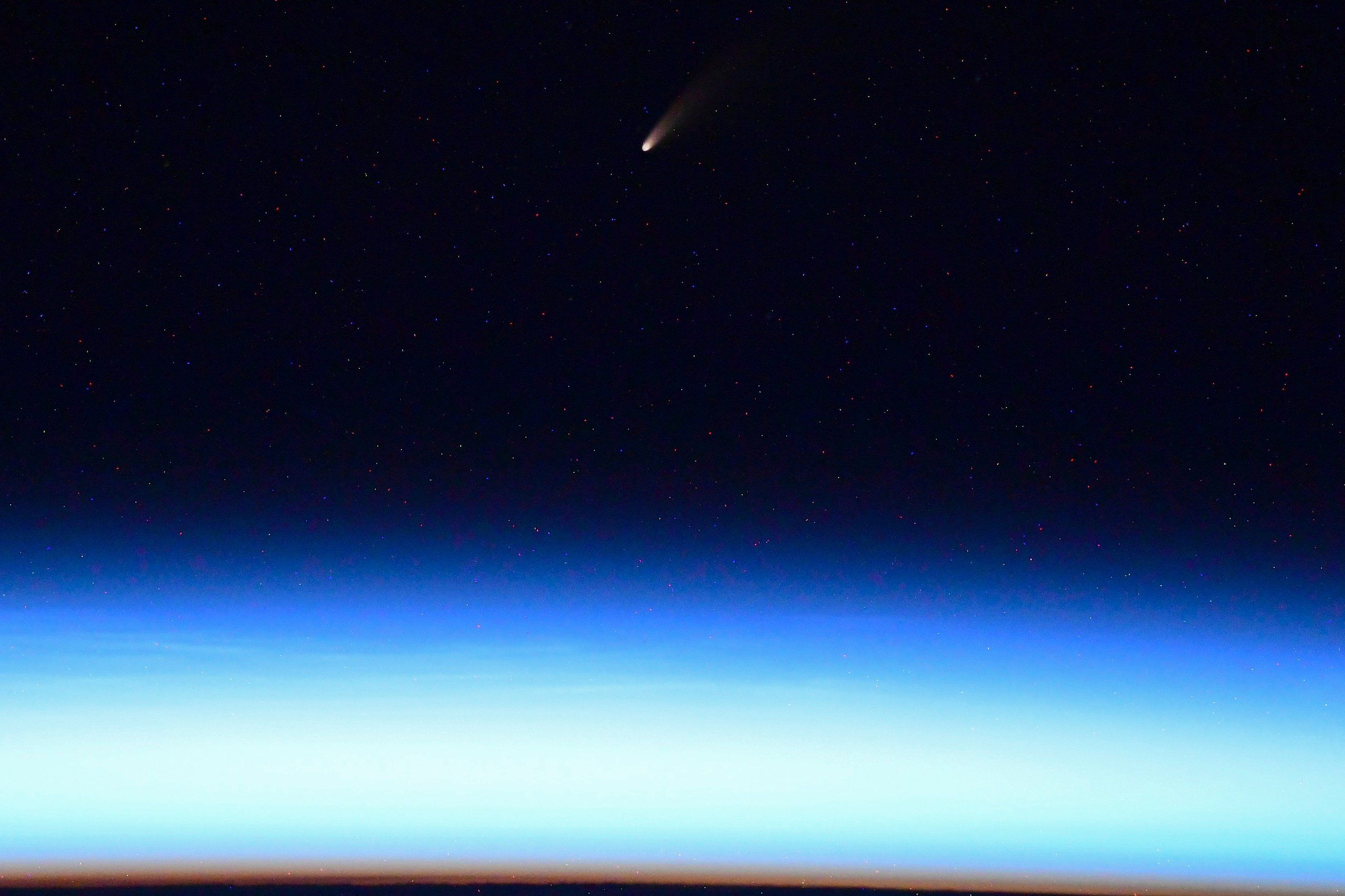 A Naked-Eye Comet Is Soaring Through the Sky—Here's How to See It