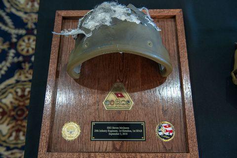 Army Helmet Evolution   History of the U S  Army Helmet