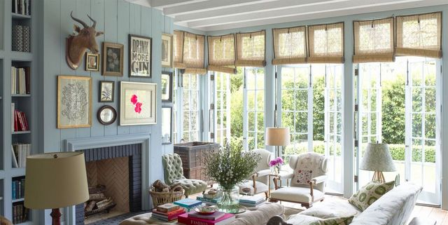 Eclectic Decorating Home Decor, Modern Country Decorating Ideas For Living Rooms