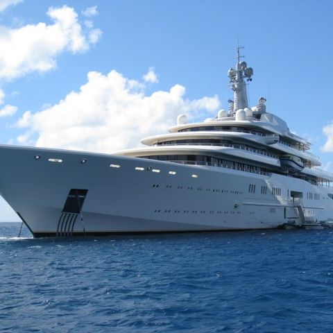eclipse yacht roman abromovich