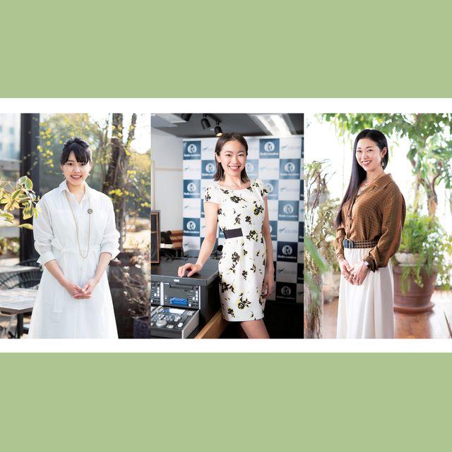 岡野真弥さん、吉井絵梨子さん、山田みどりさん