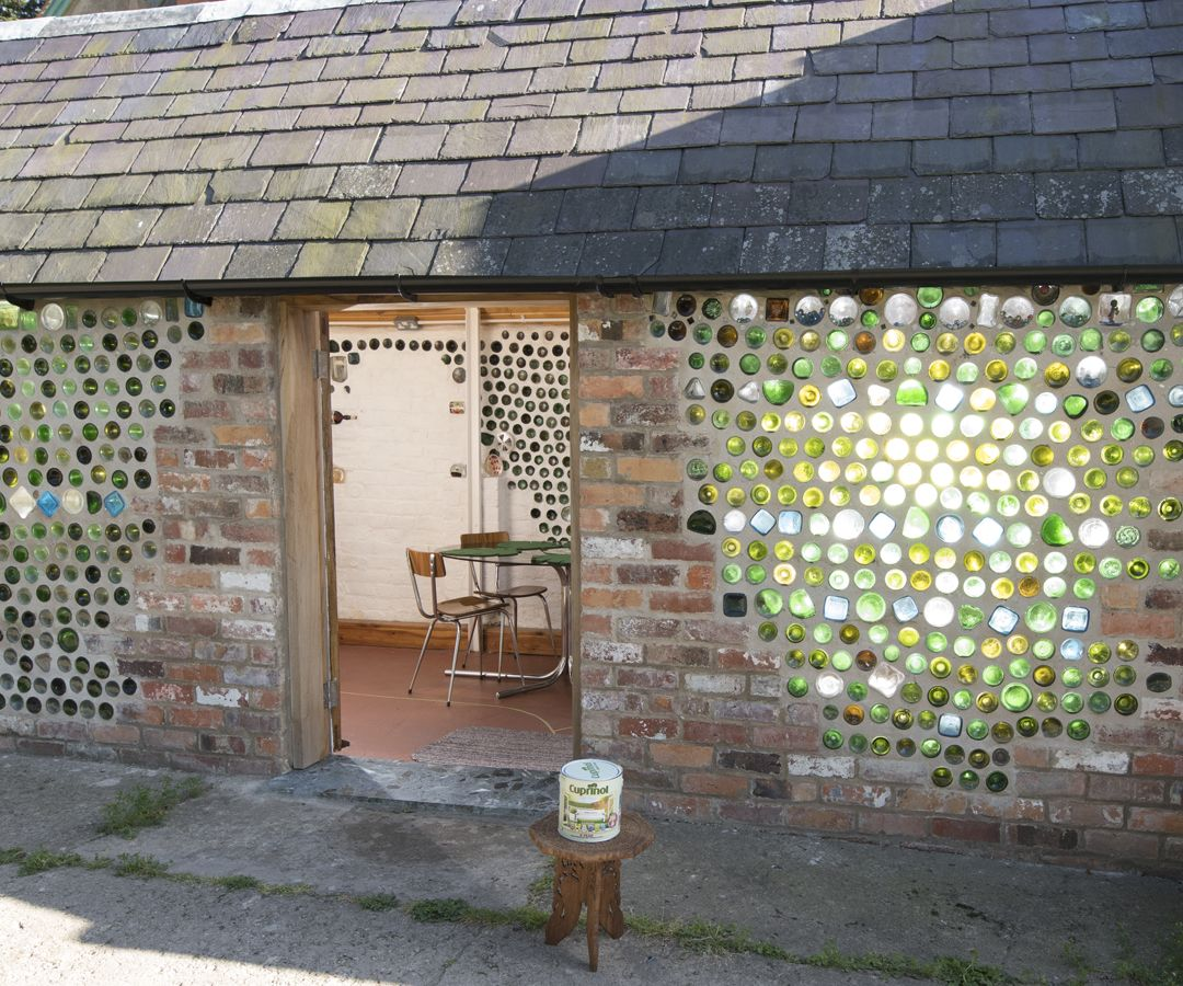 ECO FINALISTS - Bottle Shed