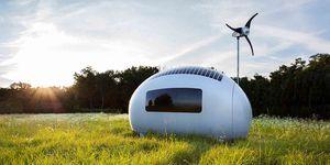 Ecocapsule tiny house