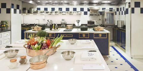 Ritz Paris Cooking School