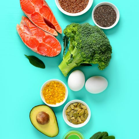 lack of fat in diet related to eczema