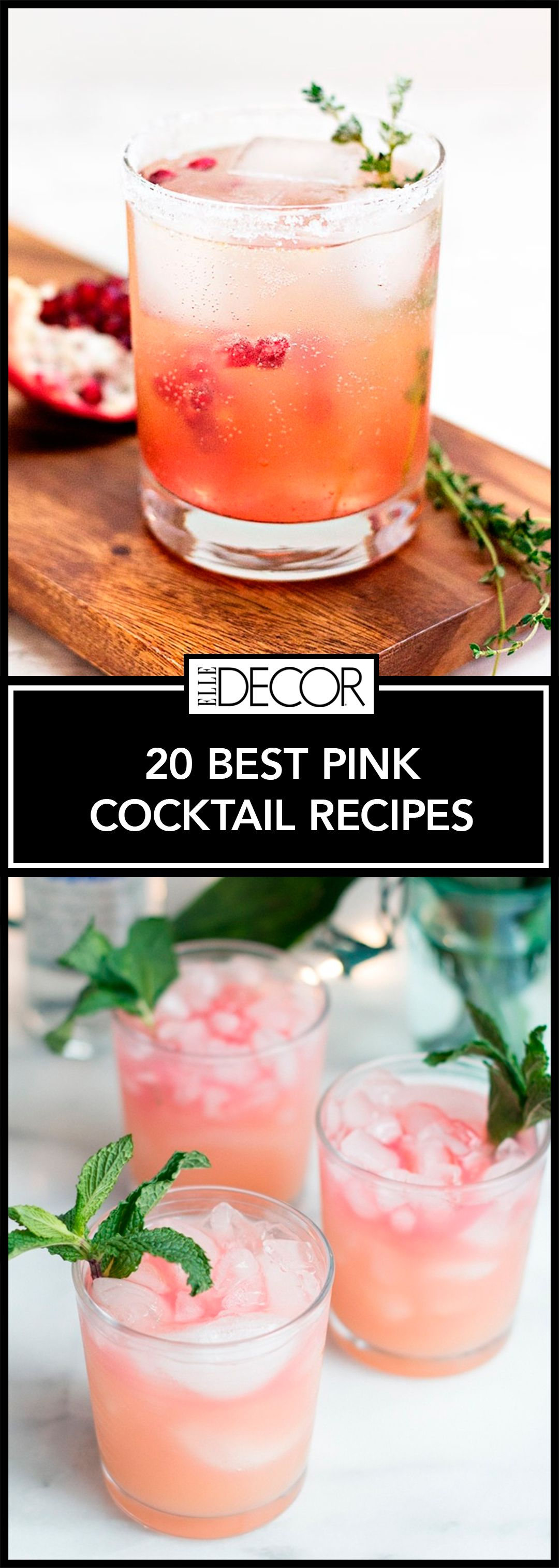 25 Best Pink Drinks For Valentine S Day Recipes For