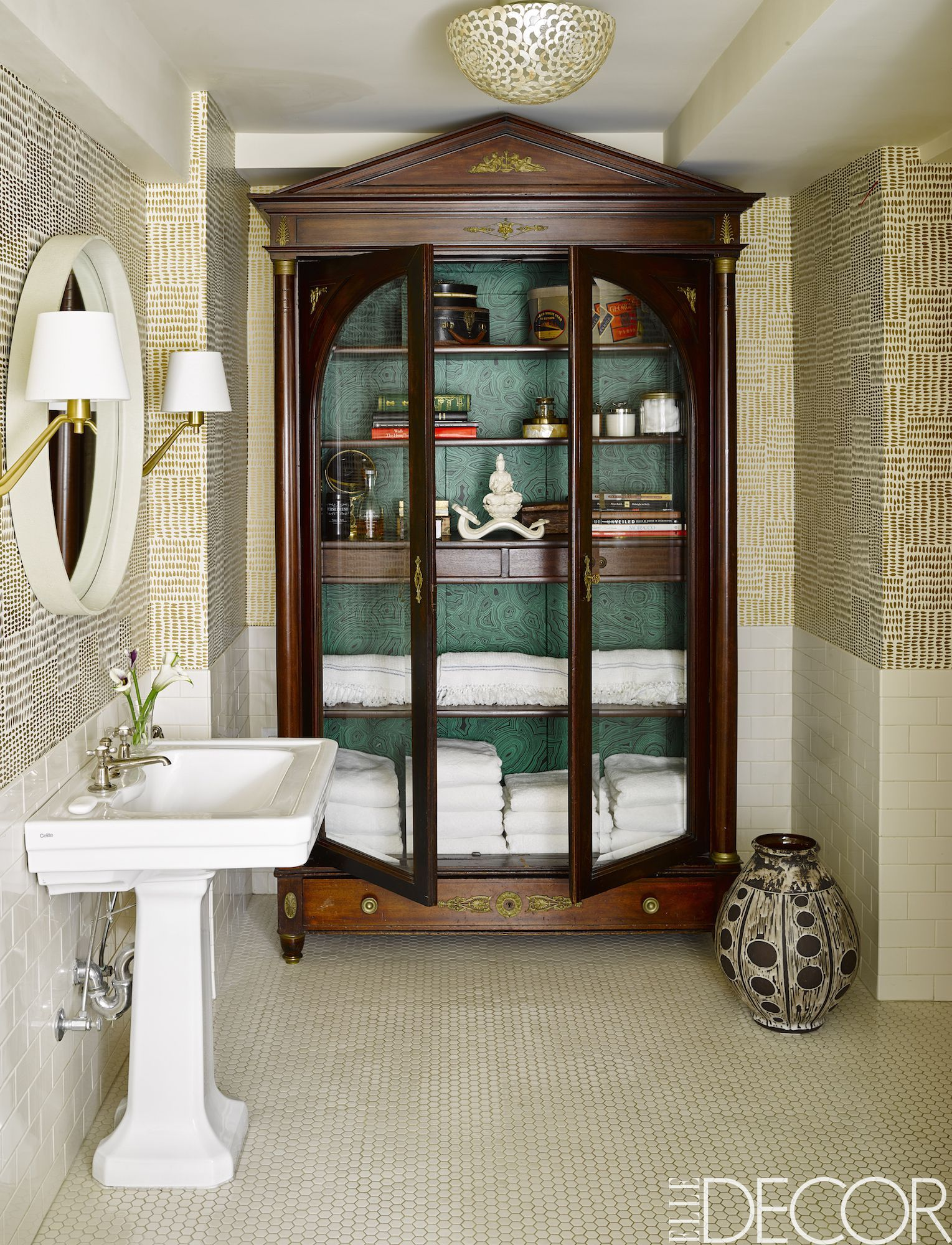 100 Beautiful Bathrooms Ideas & Bathroom Design Gallery