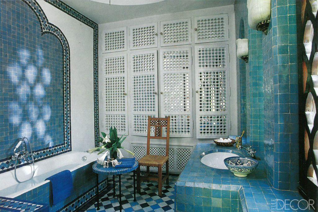 13 Blue Bathroom Ideas for a Serene and Stylish Space & 13 Blue Bathrooms Ideas - Blue Bathroom Decor