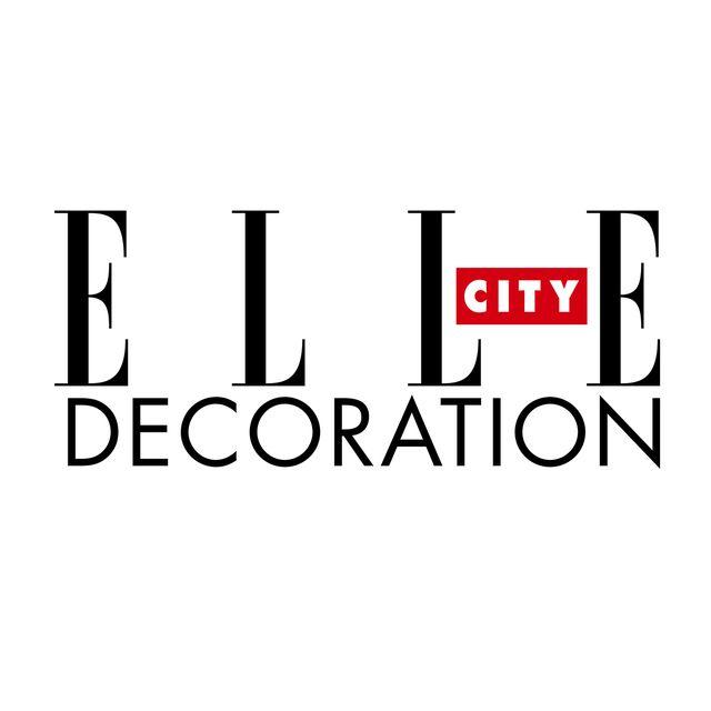 ELLE Decoration City logo