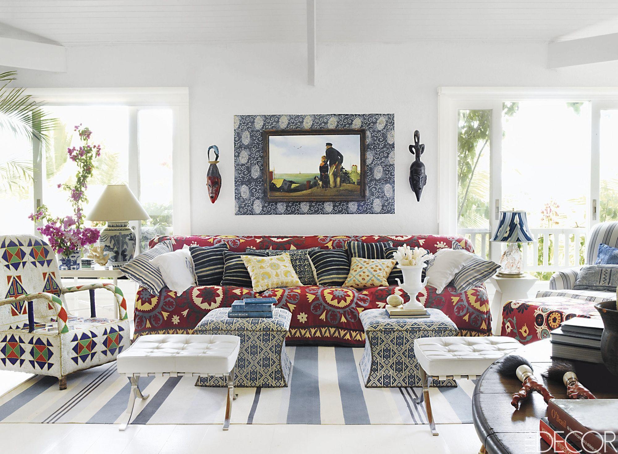 33 coastal home decor ideas rooms with coastal style rh elledecor com
