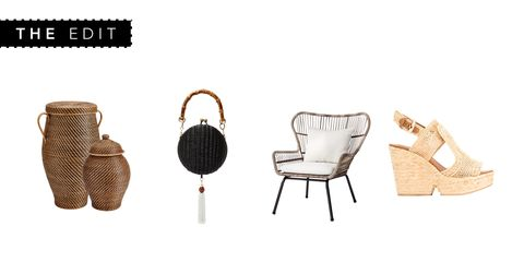 Chair, Furniture, Product, Wicker, Room, Beige, Comfort, Armrest, Club chair,