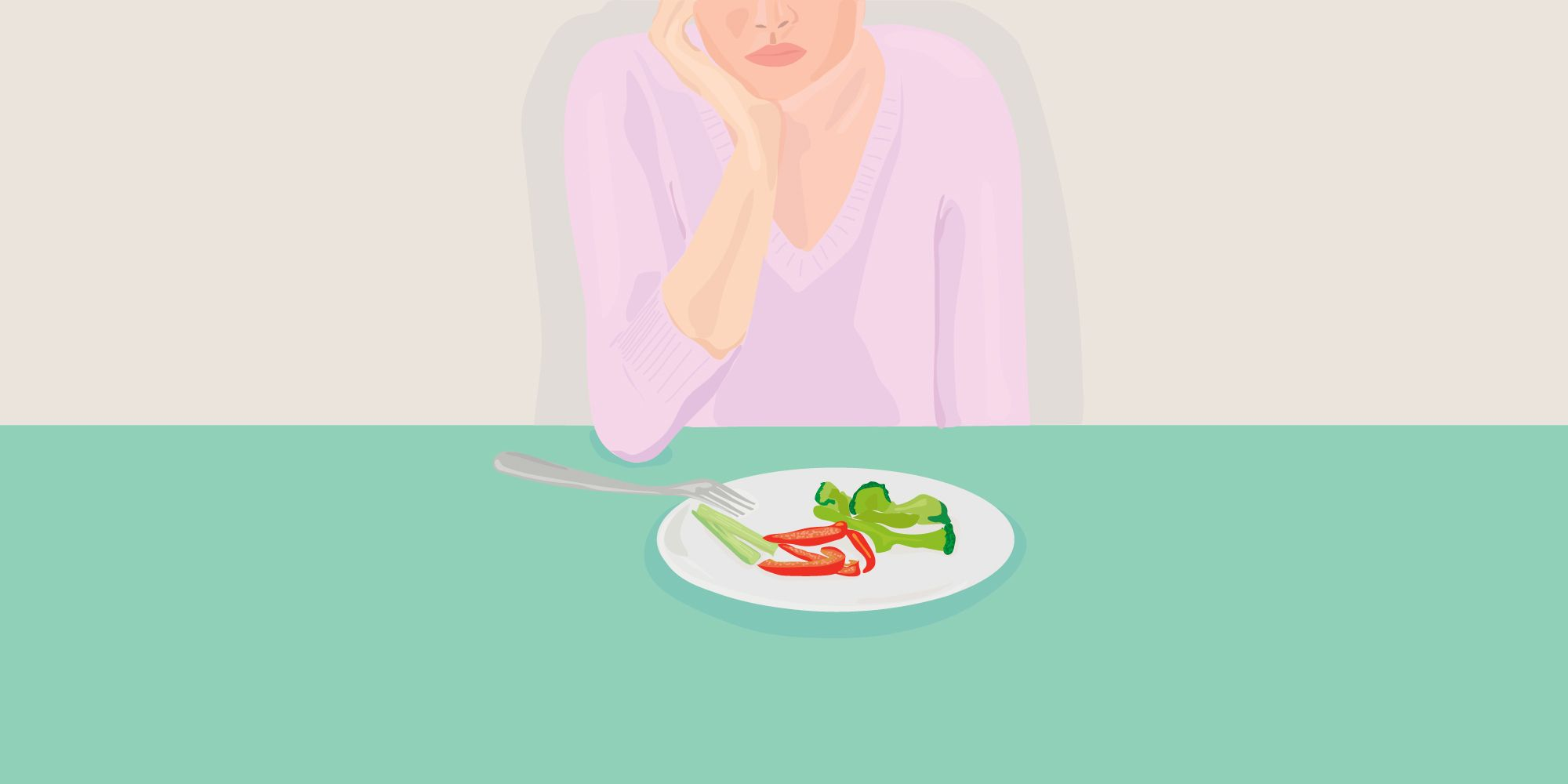how to diet while bilimic