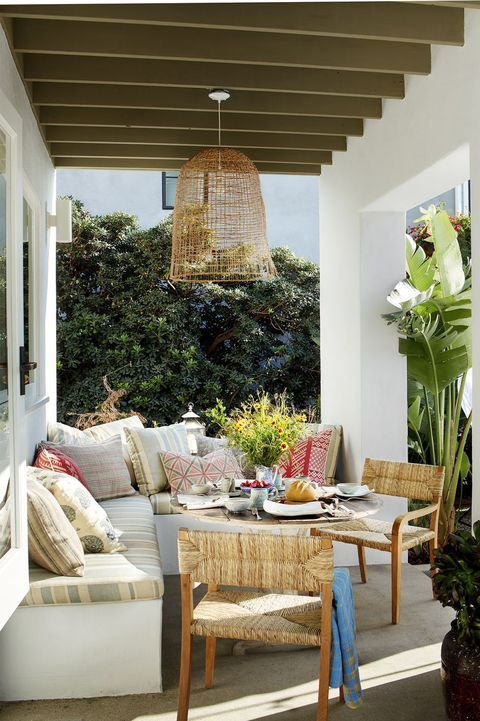 40 Porch Decorating Ideas Front And Back Porch Design