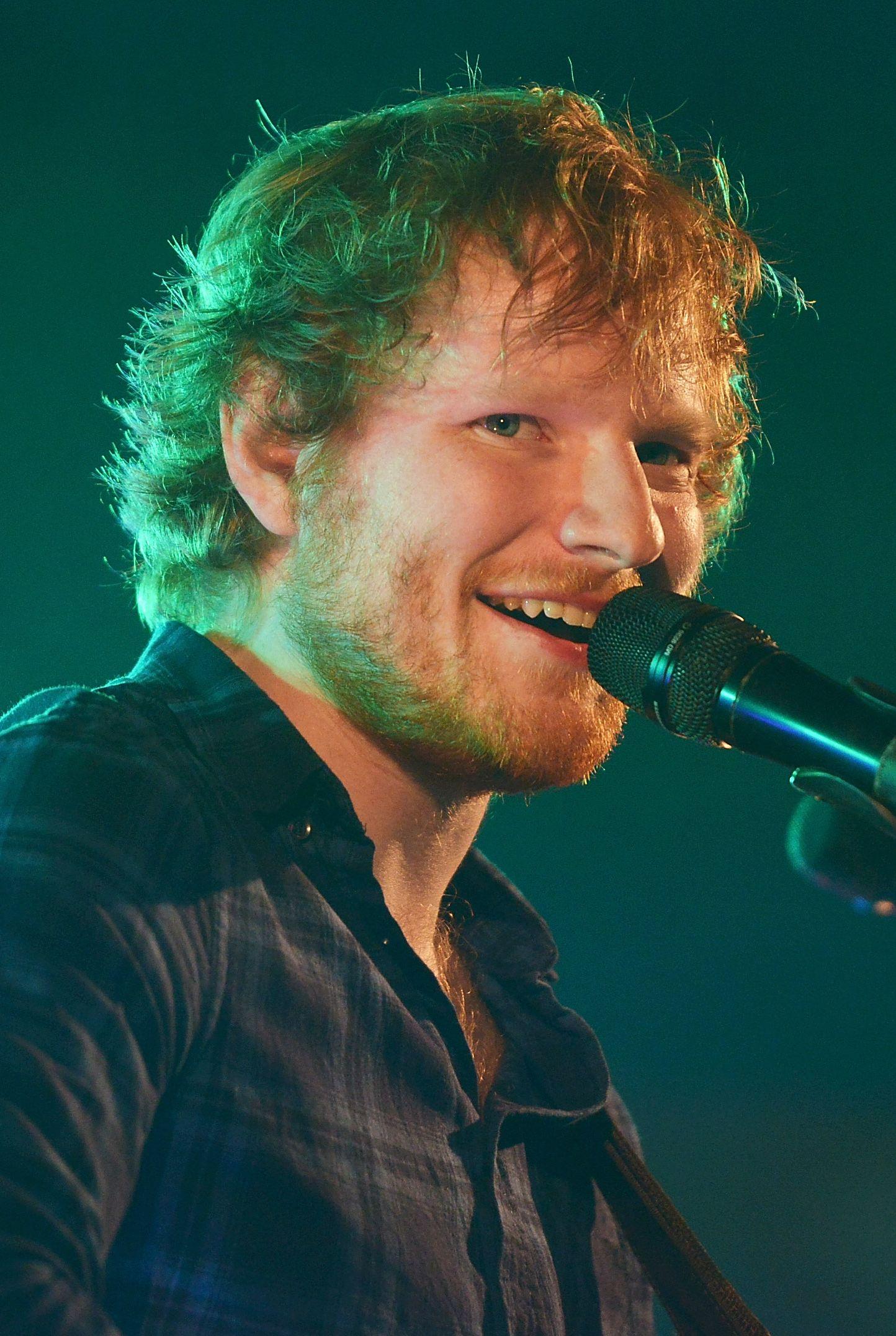ed sheeran - best love songs