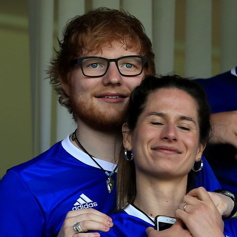 Ed Sheeran Reveals He Married Long Time Partner Cherry Seaborn
