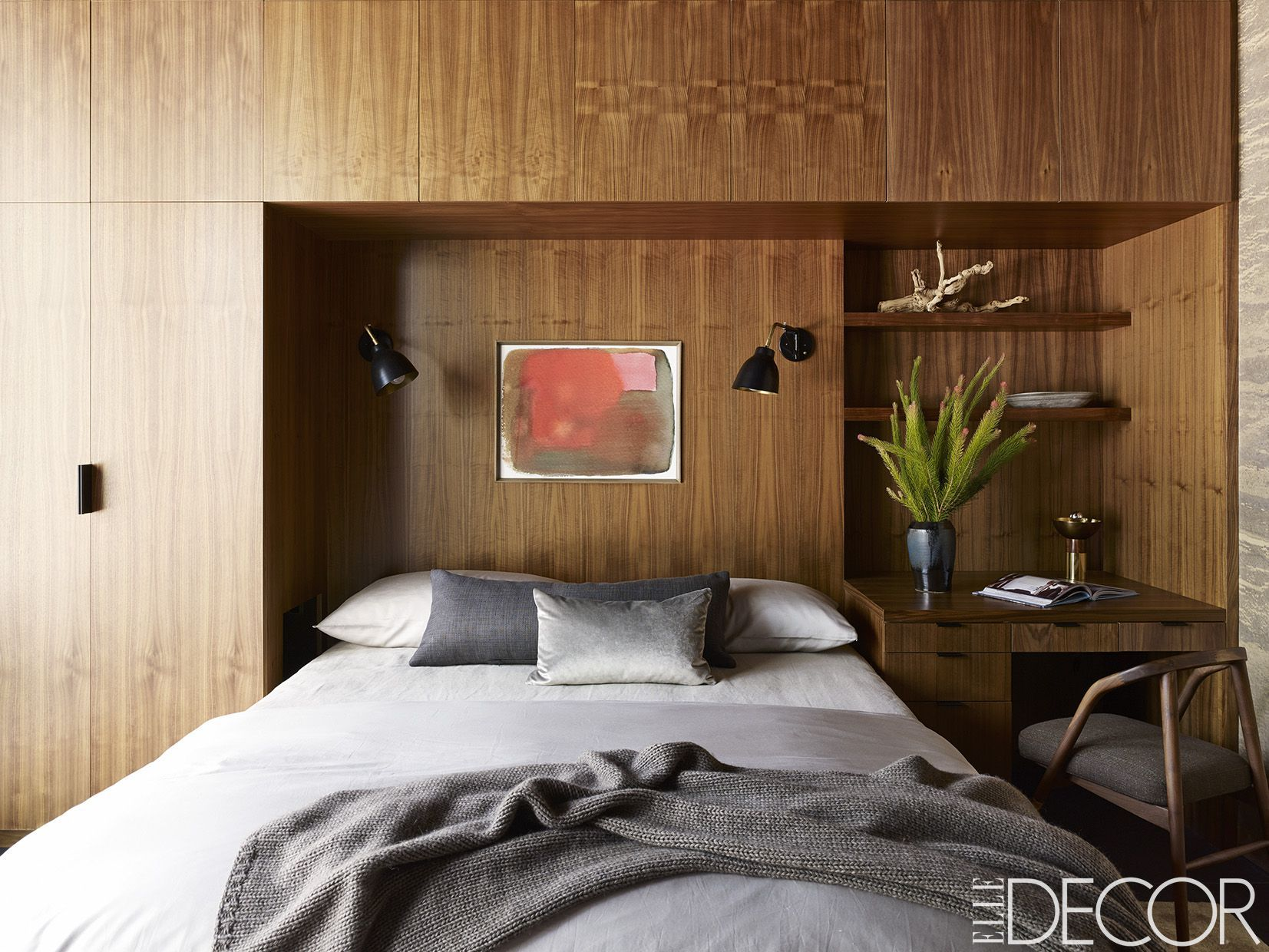 8 Small Bedroom Design Ideas - Decorating Tips for Small Bedrooms