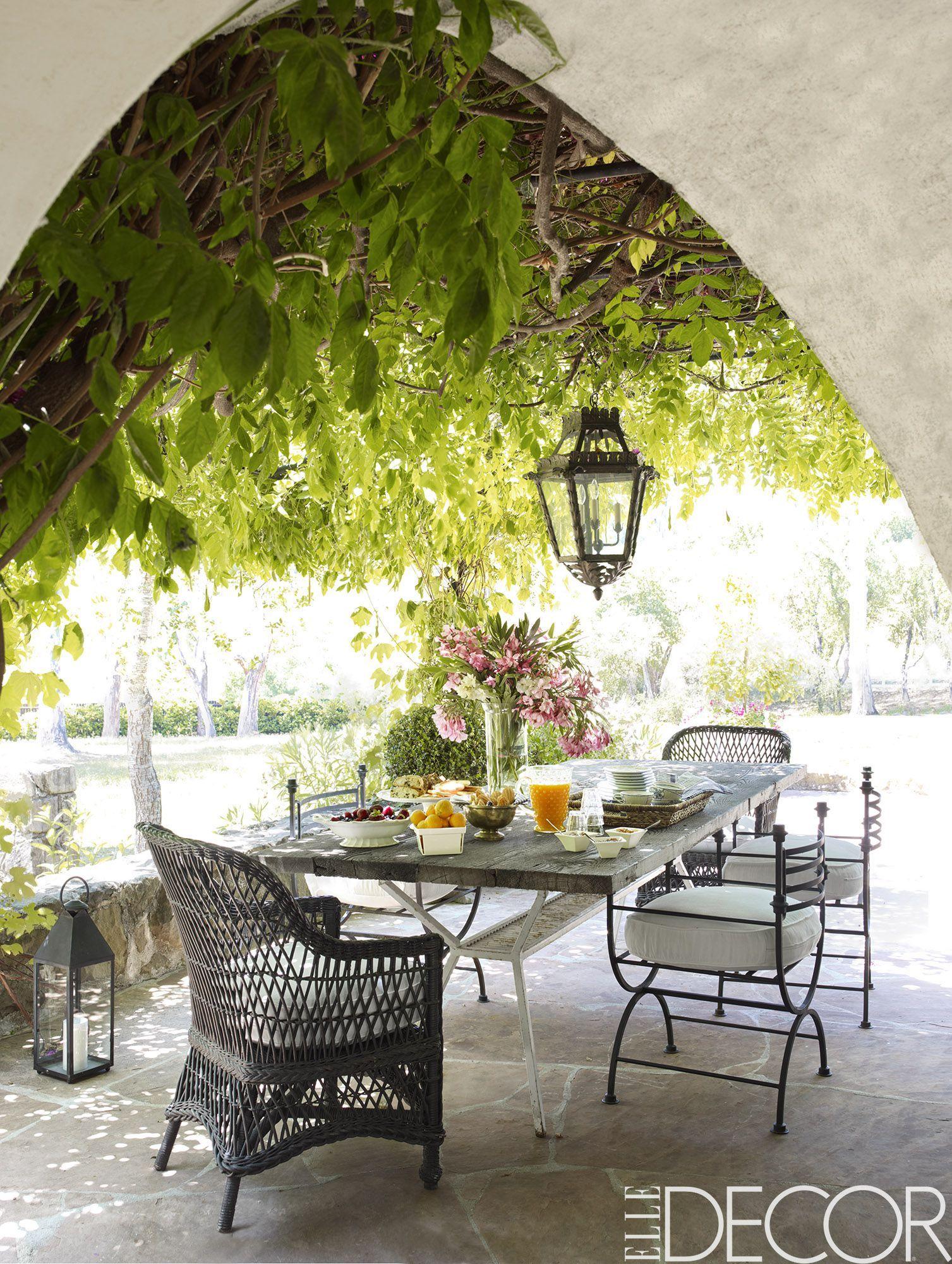 40 Best Small Patio Ideas - Small Patio Furniture & Design