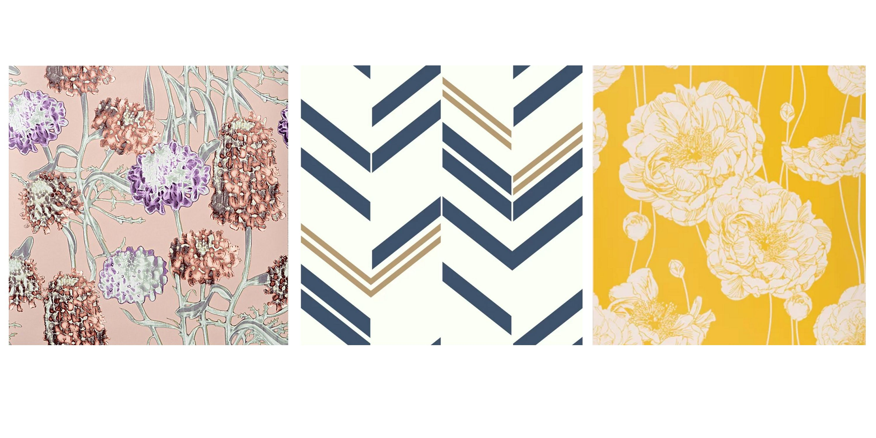 35 Removable Wallpapers That Don't Sacrifice Style
