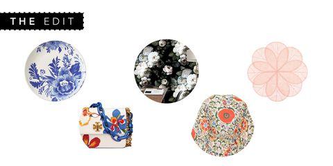 Illustration, Fashion accessory, Tableware, Circle,