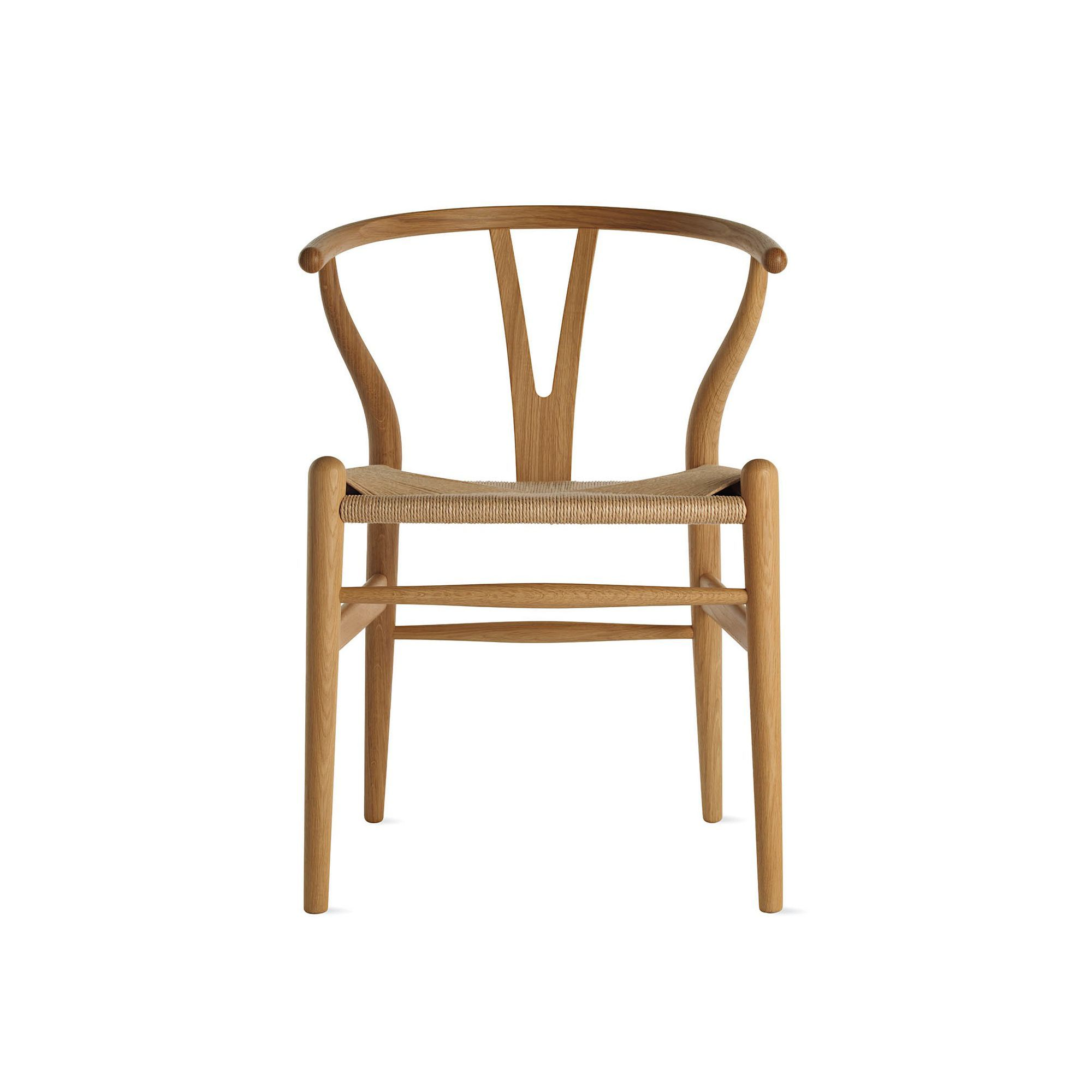 1. IT WAS INSPIRED BY THE THRONES OF CHINESE EMPERORS. The Wishbone Chair  ...
