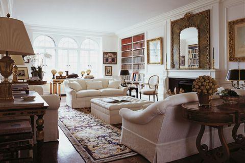 Lee Radziwill Nyc Apartment