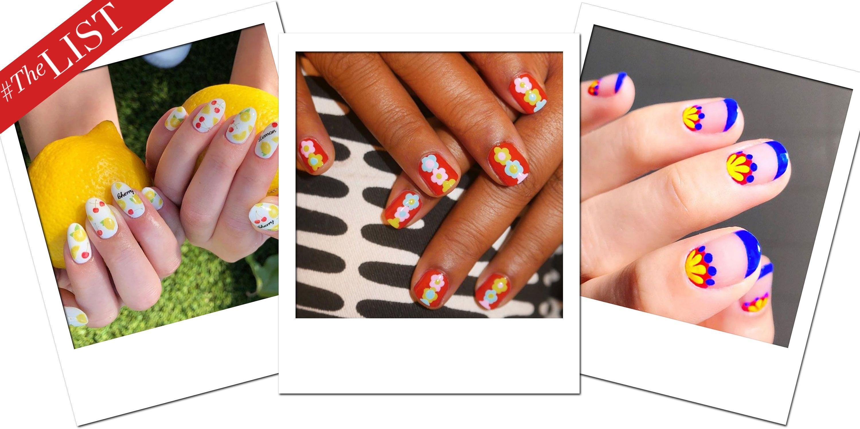 #TheLIST: Summer-Ready Nail Art