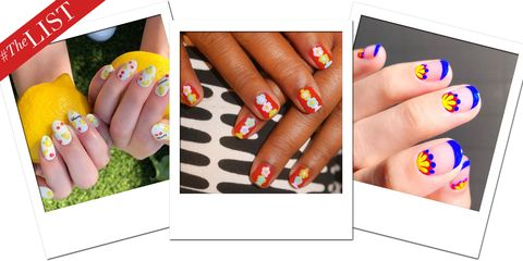 Best Summer Nail Art Nail Designs For Summer