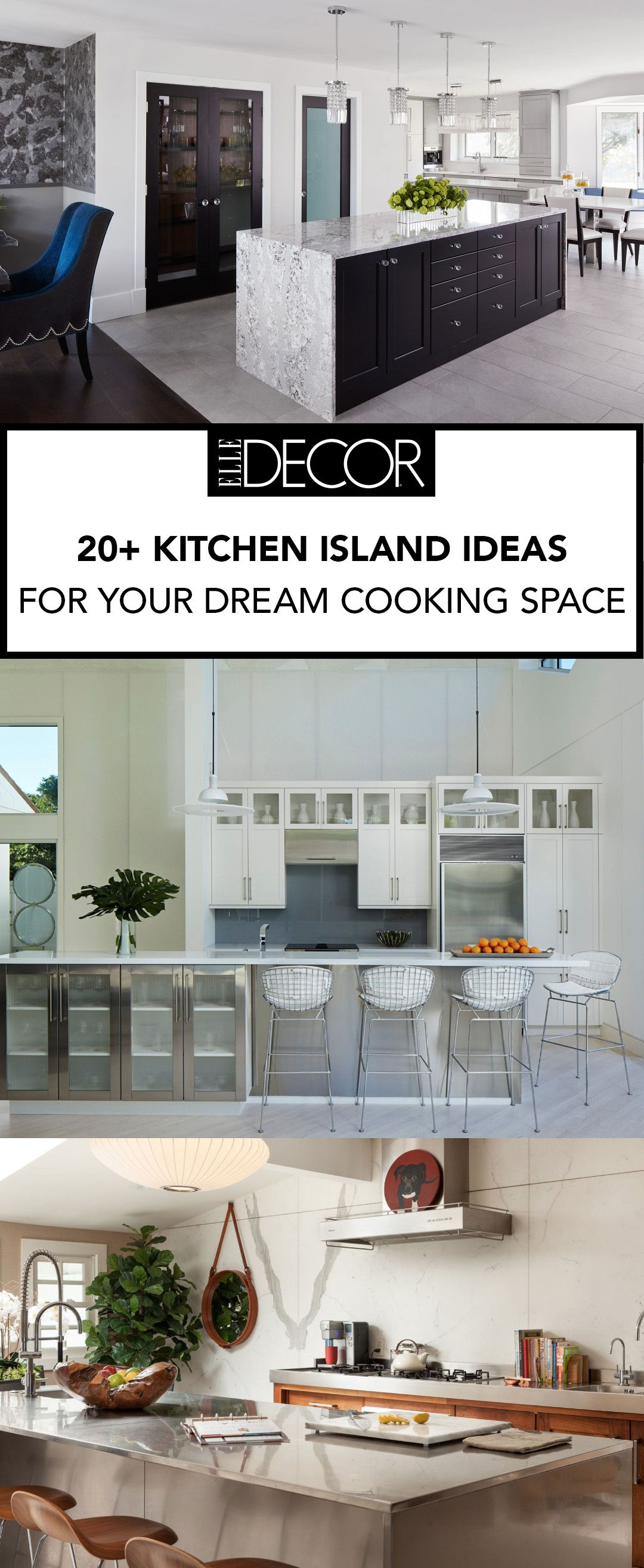20+ Best Kitchen Islands - Kitchen Design And Kitchen Island Ideas