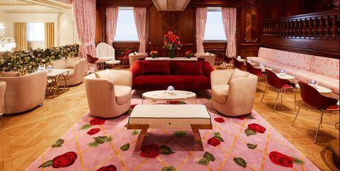 sasha bikoff rose club cafe