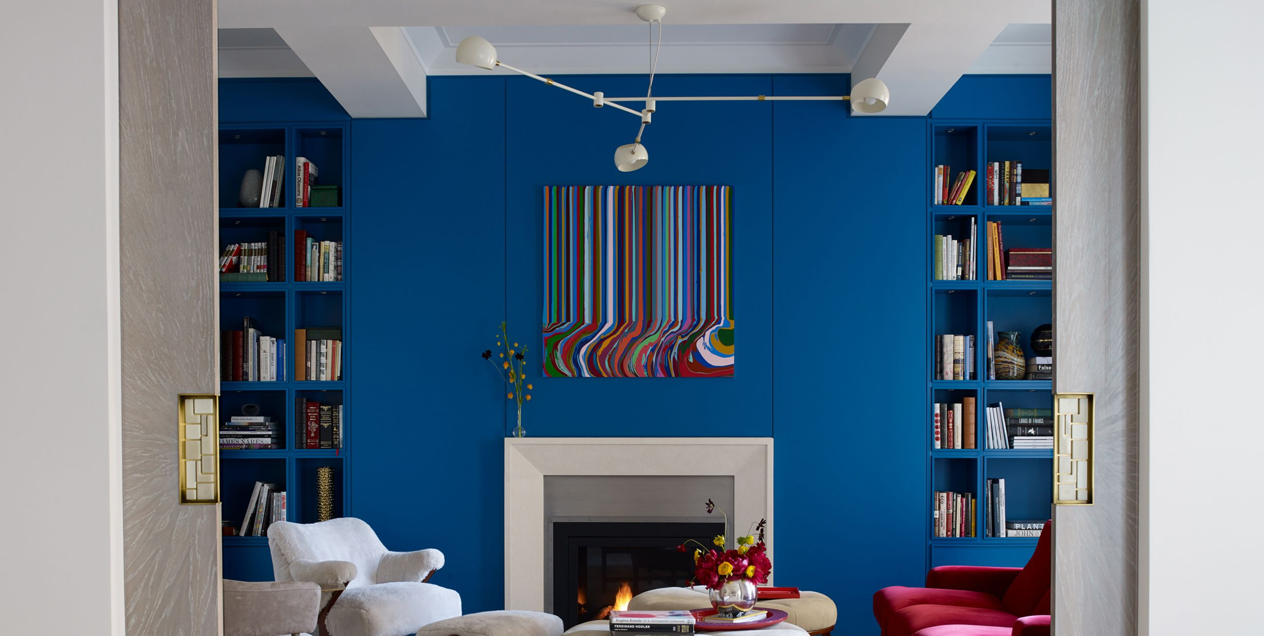Designer Nicole Fuller – Greenwich Village New York Townhouse