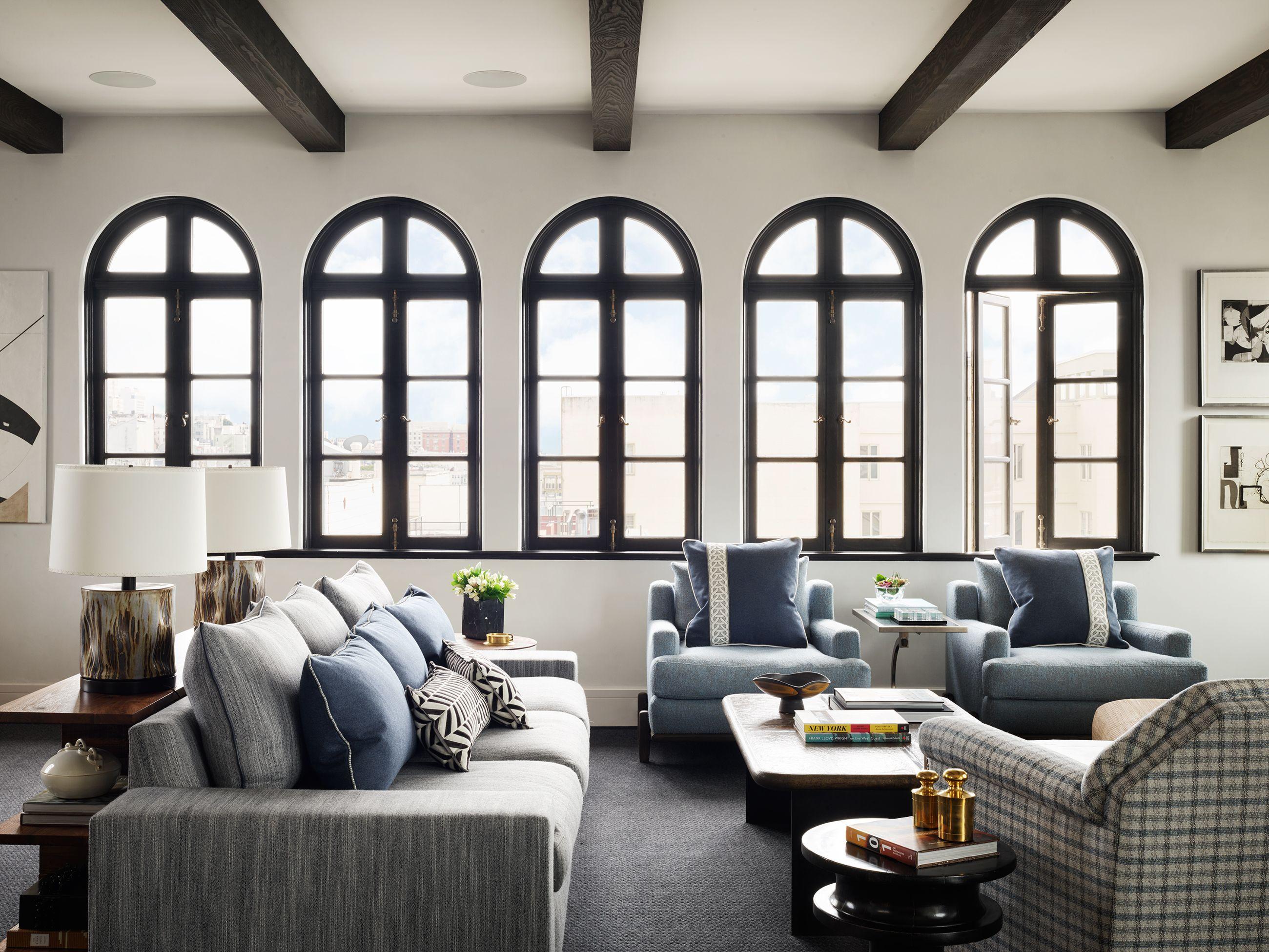 Designer Jay Jeffers San Francisco Apartment With Amazing Views