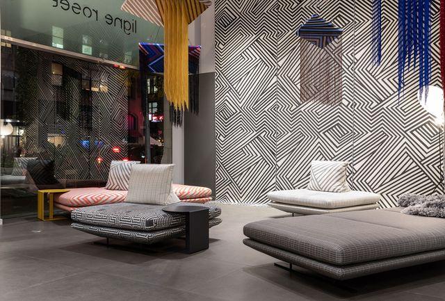 ligne roset flagship showroom