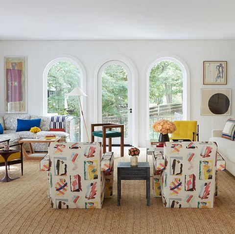 Tavoli Da Pranzo Strani.Il Designer Nick Olsen Ha Ristrutturato Una Casa Di Mattoni A
