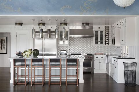 the interiors of a quogue beach house designed by rodney lawrence