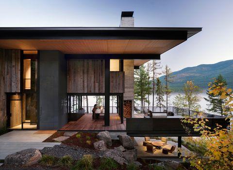 Tom Kundig house