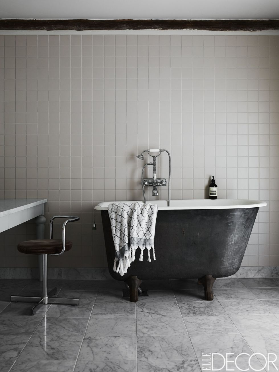 Ideas For Bathroom Decor In Grey