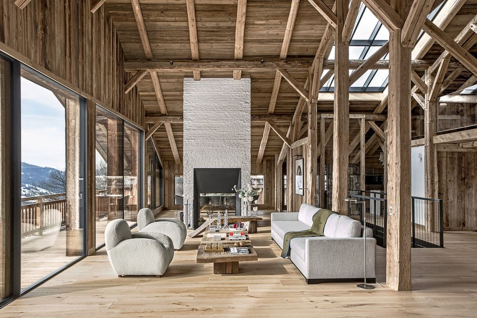 40 Rustic Decor Ideas , Modern Rustic Style Rooms